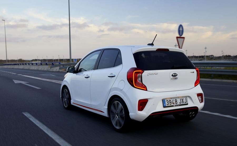 Kia picanto to obecnie najbardziej dojrzały samochód w segmencie mini. Karoseria nowego modelu jest o 32 proc. sztywniejsza