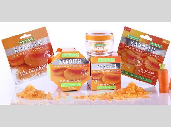 Karotenowa pięlęgnacja na jesień