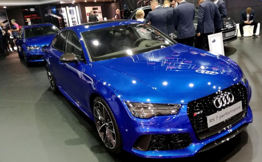 Audi RS 7 Sportback performance i RS 6 Avant performance