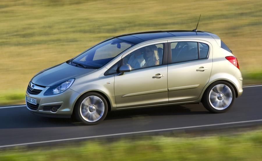 Opel corsa D - 2006-2014