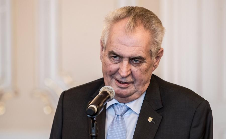 premier Czech, Bohuslav Sobotka