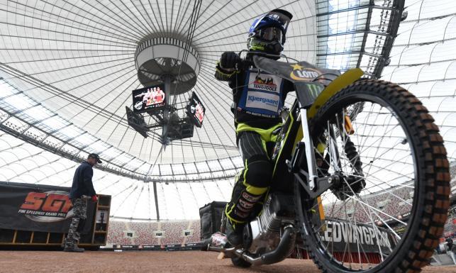 Ryk silników na Stadionie Narodowym. Żużlowa Grand Prix po raz trzeci w Warszawie [Foto]