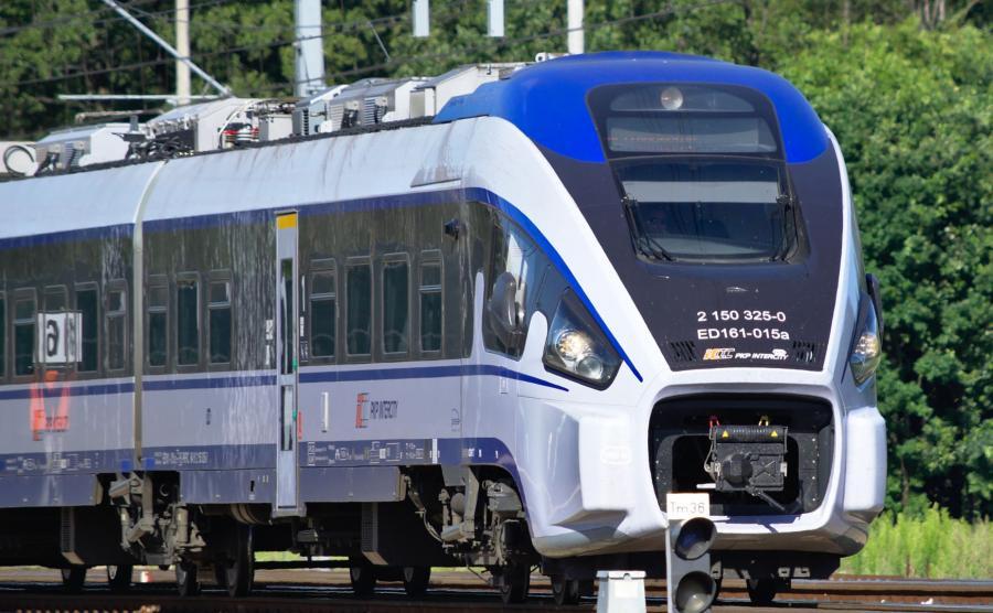 Pociąg Dart wyprodukowany przez Pesę