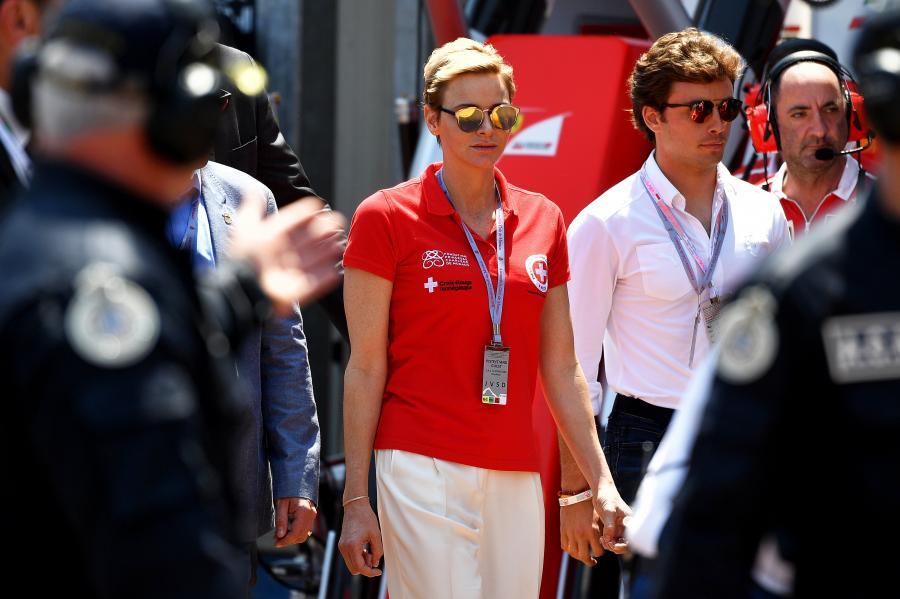 Księżniczka Monaco Charlene