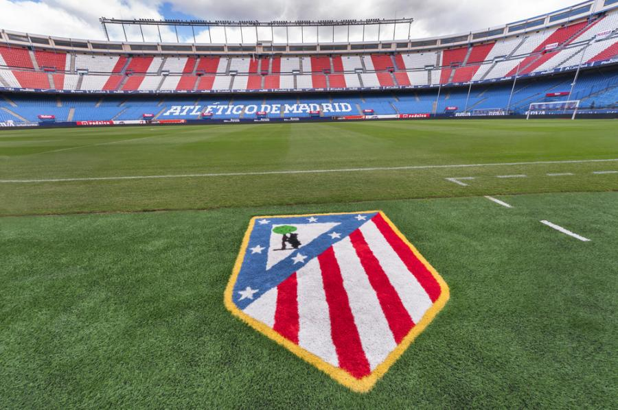 Stadion Atletico Madryt