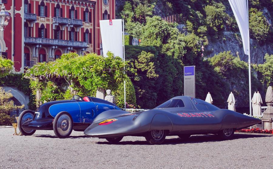 Abarth 1000 Record Pininfarina
