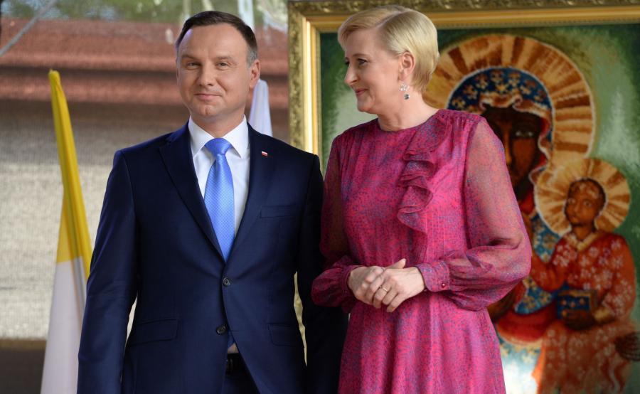 Prezydent i pierwsza dama