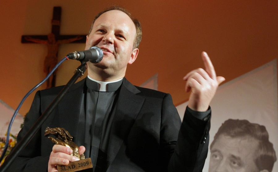 Ksiądz Kazimierz Sowa