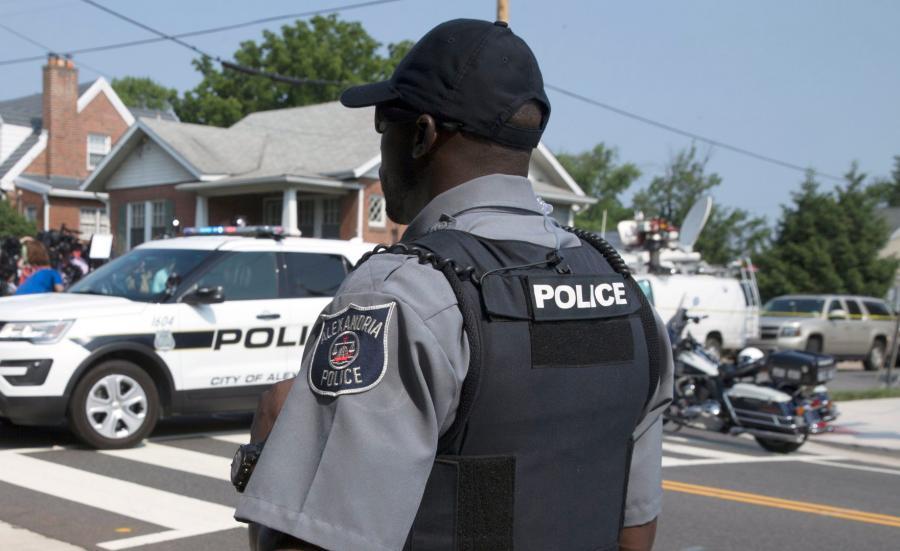 Amerykański policjant