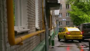 Blokowisko w Moskwie