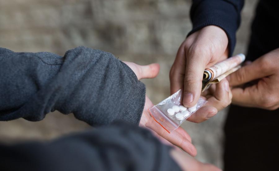Diler narkotyków
