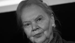 Na zdjęciu archiwalnym z 08.04.2015. Julia Hartwig