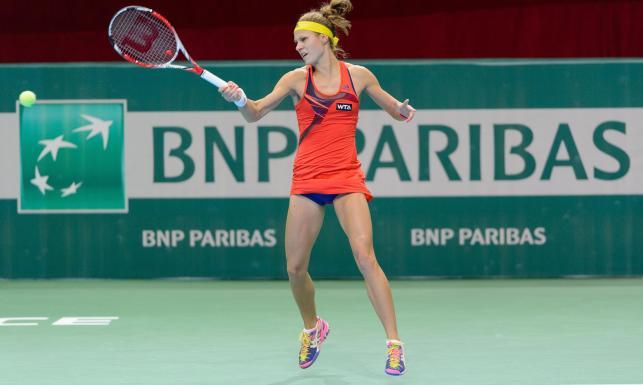 Piękna tenisistka życiową partnerką Łukasza Kubota [FOTO]