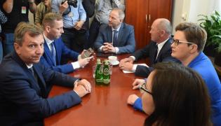 Spotkanie opozycji