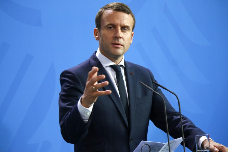 Trzy lata temu Emmanuel Macron próbował zreformować i złagodzić regulacje dotyczące koncentracji mediów