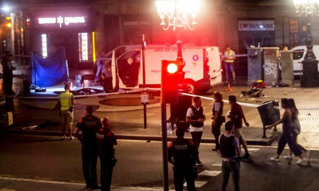 Senator PiS był świadkiem zamachu w Barcelonie.