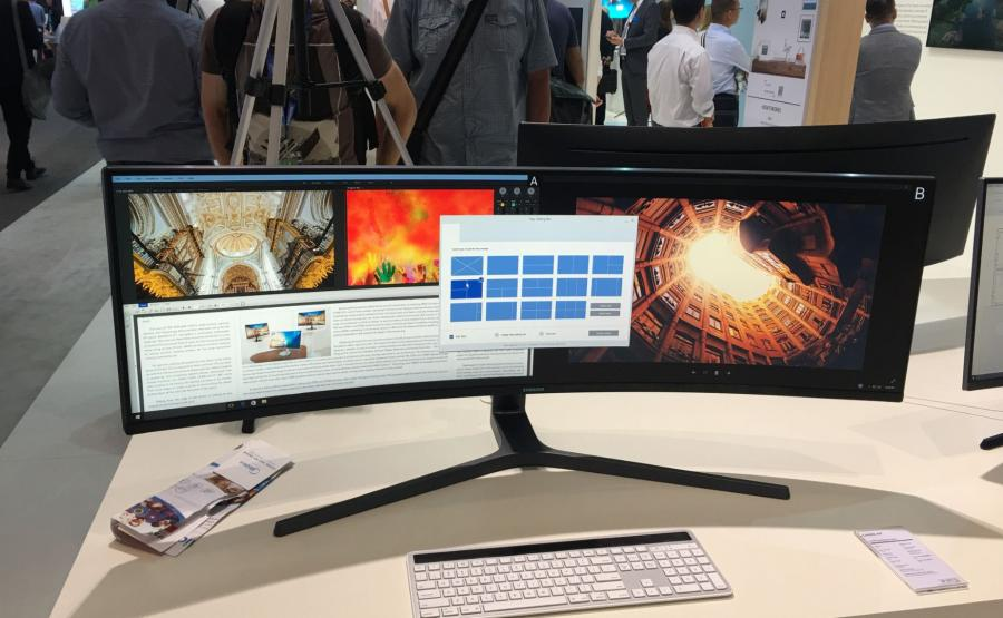 IFA - Samsung 49 cali