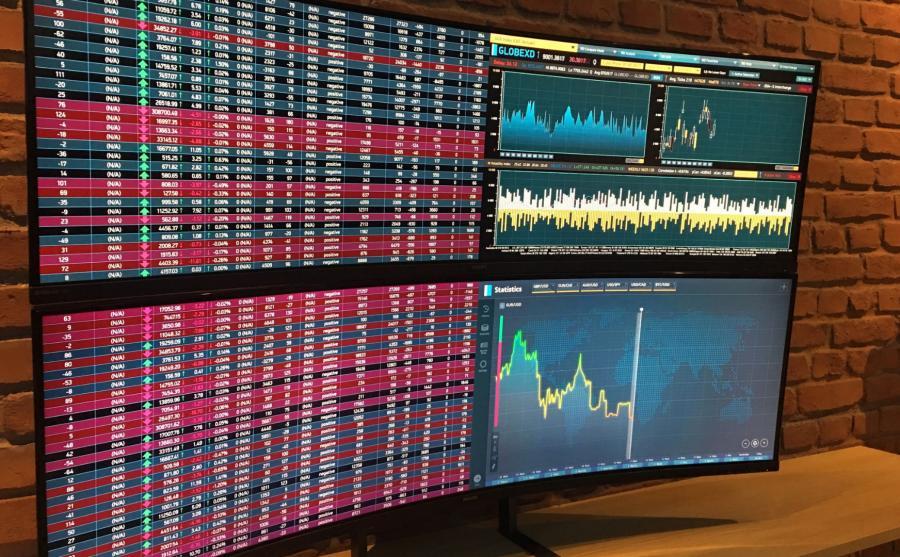 IFA - podwójny monitor Philipsa