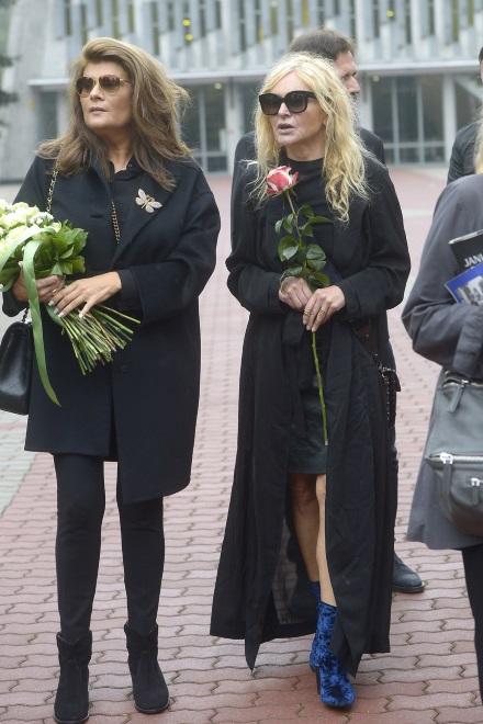 Iwona Buechner i Monika Olejnik