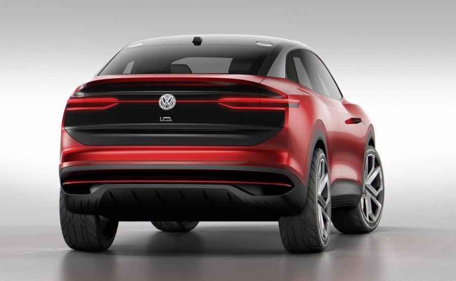 Volkswagen I.D.CROZZ na jednym ładowaniu akumulatorów ma pokonać 500 km