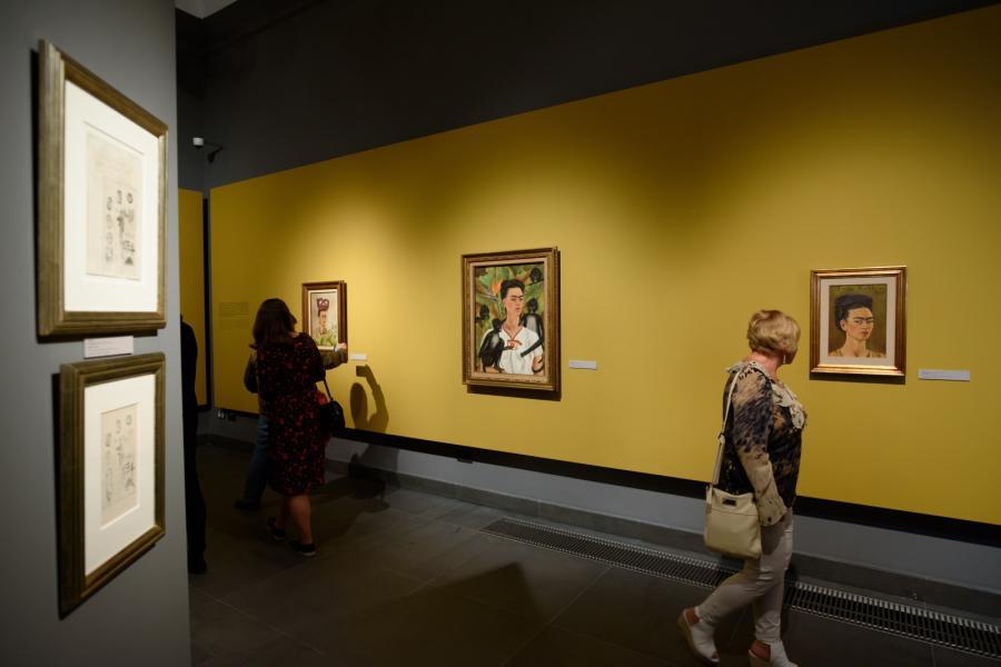 Frida Kahlo i Diego Rivera. Polski kontekst (12)