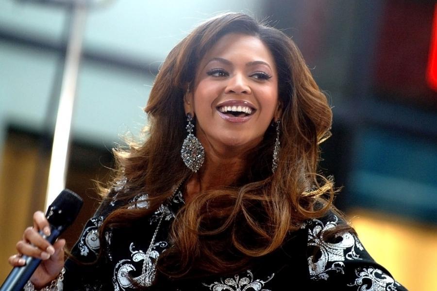 Beyonce w \