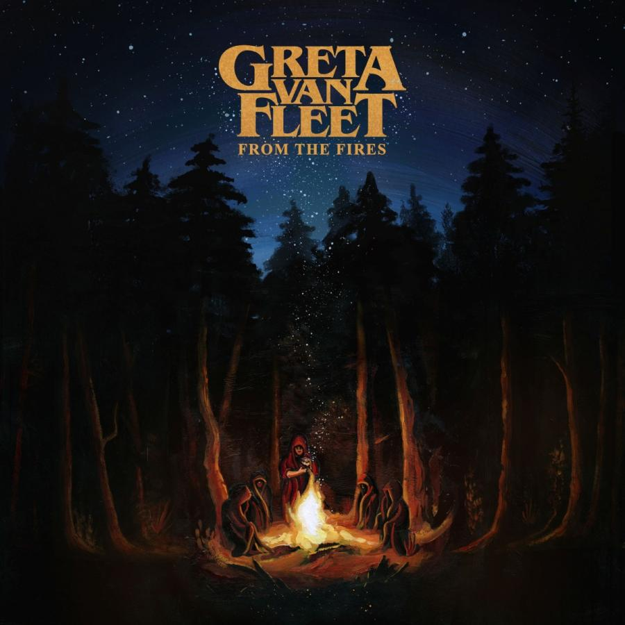 "Greta Van Fleet ""From The Fires"" Universal Music Polska"