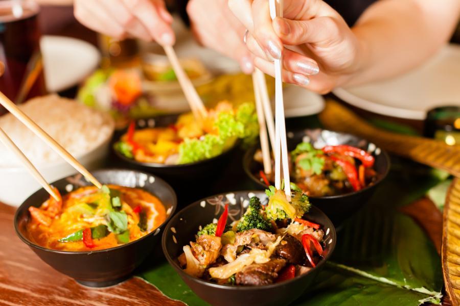 Dania kuchni azjatyckiej