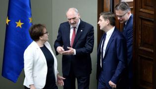 Antoni Macierewicz w Sejmie
