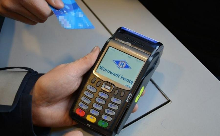 Drogówka dostała pierwsze terminale płatnicze