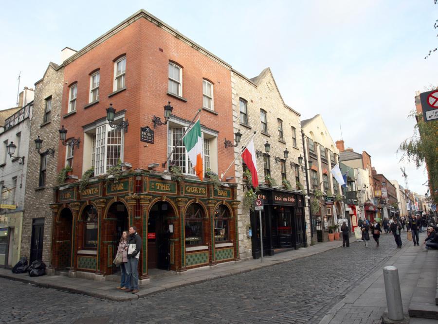 Już ponad połowa Polaków uciekła z Irlandii