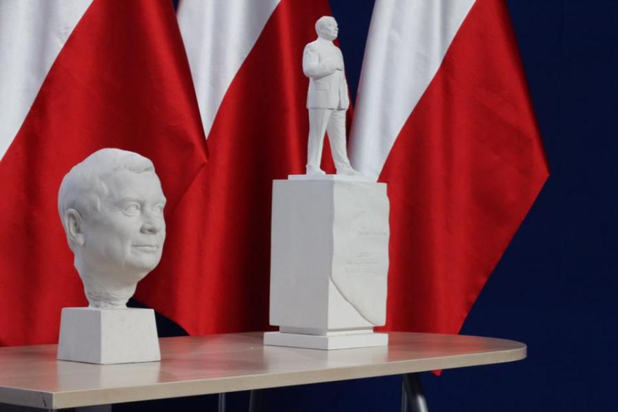 Projekt pomnika Lecha Kaczyńskiego