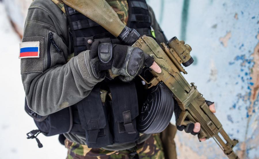 Rosyjski komandos