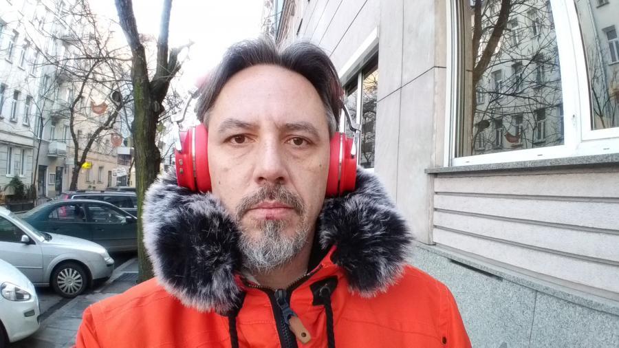 Zdjęcie wykonane Asusem Zenfone 4 Selfie Pro - selfie - szeroki kadr