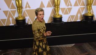 Frances McDormand, laureatka Oscara i najlepszego przemówienia wieczoru