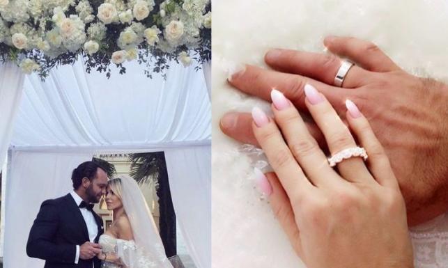 Doda pokazała zdjęcia ze ślubu i zaręczyn. Emil oświadczył się już rok temu [GALERIA]