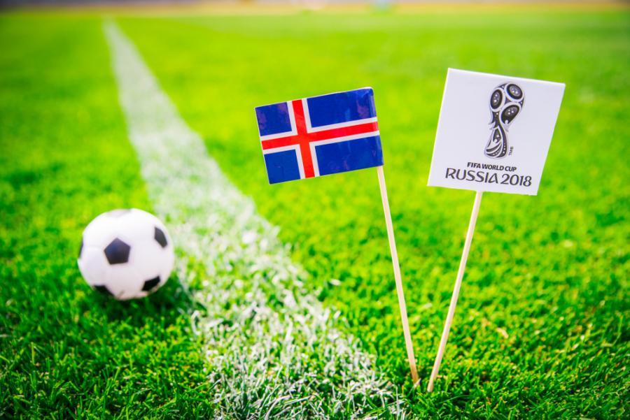 Islandia nie zabierze żywności na mundial do Rosji