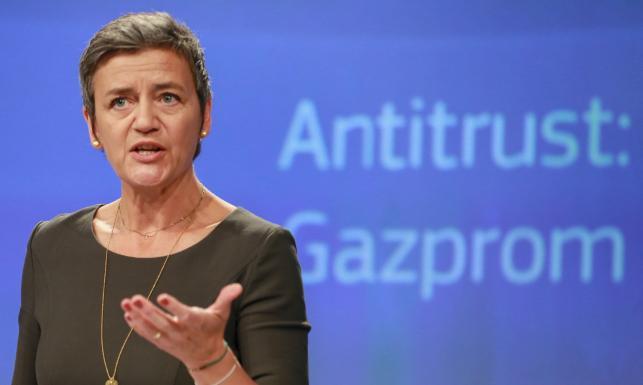 Bruksela tylko pogroziła Gazpromowi palcem. Rosyjski koncern uniknie surowych kar