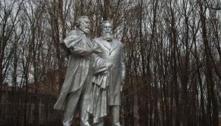 Karol Marks i Fryderyk Engels