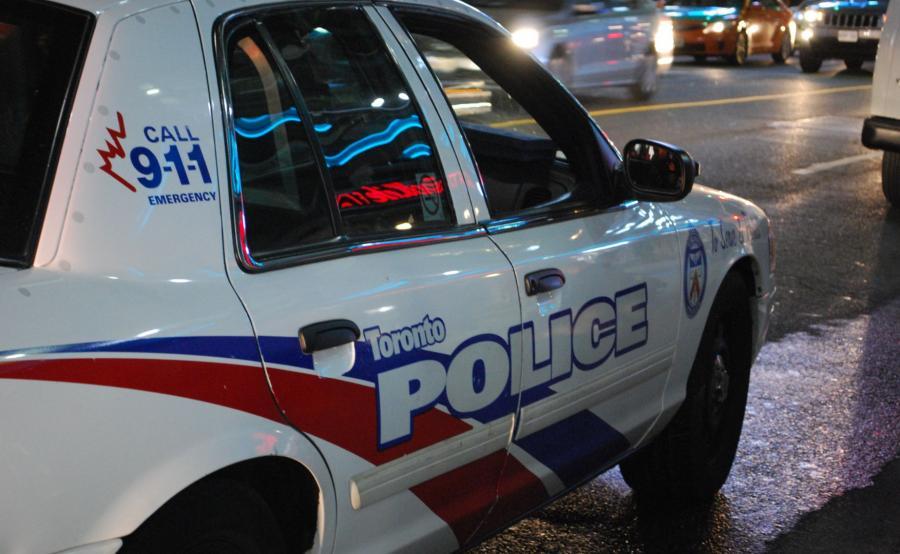 Policja z Toronto