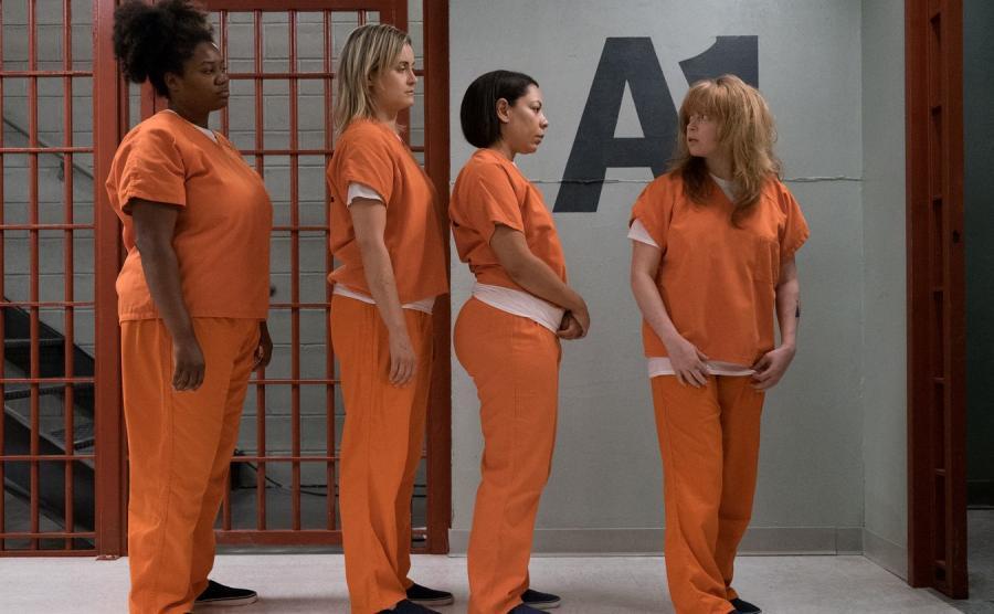 Kadr z serialu \