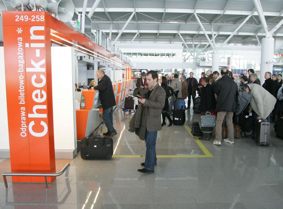 Skarżą rząd, a nie skończyli Terminalu 2