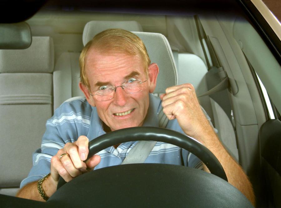 Najgorsi kierowcy świata tacy się już rodzą