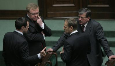PO chce złożyć w Sejmie projekt nowelizacji ustawy o partiach politycznych
