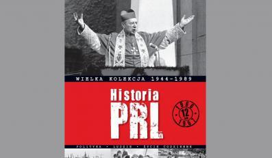 """12. tom kolekcji """"Historia PRL"""" już w sprzedaży"""