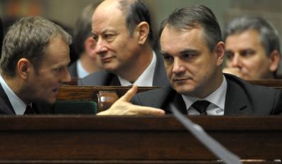 PO i PSL pokłócą się w Sejmie o pieniądze