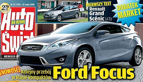 Nowy Ford Focus - pierwsze zdjęcia…