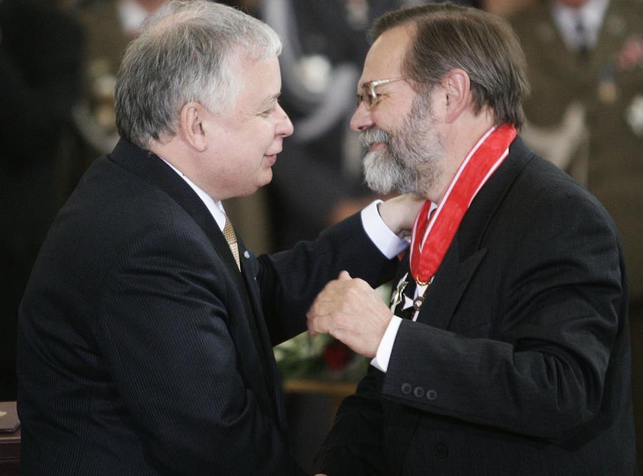 Bugaj będzie szeptał Kaczyńskiemu