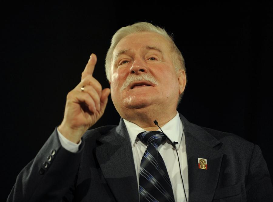 Wałęsa: Kaczyński szykuje wyborczy podstęp