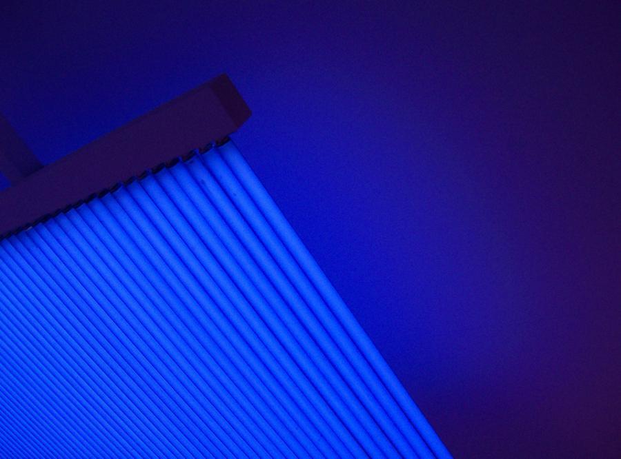Niebieski poprawia kreatywność